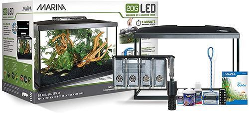 Marina LED Aquarium Kit 20 gallon