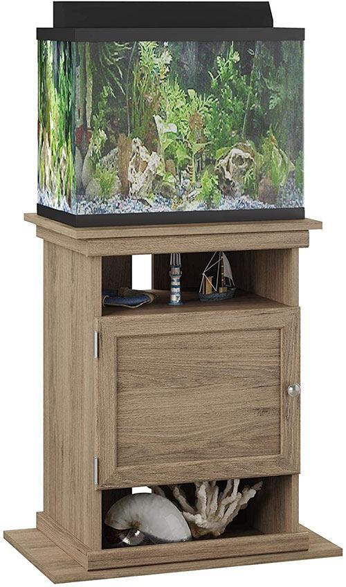 Hutch-Ameriwood-Home-Flipper-10-20-Gallon-Aquarium-Stand-Rustic-Oak