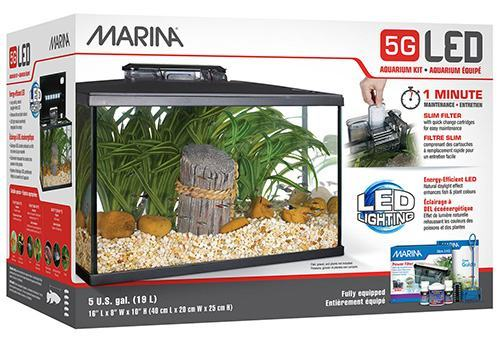 Marina-LED-Aquarium-Kit,-5-gallon